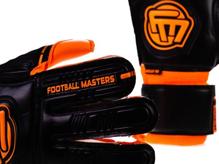 CLASSIC BLACK ORANGE AQUA GRIP MIXCUT v 3.0