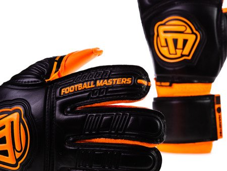 CLASSIC BLACK ORANGE AQUA GRIP RF JUNIOR v 3.0
