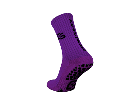 Control Socks Purple