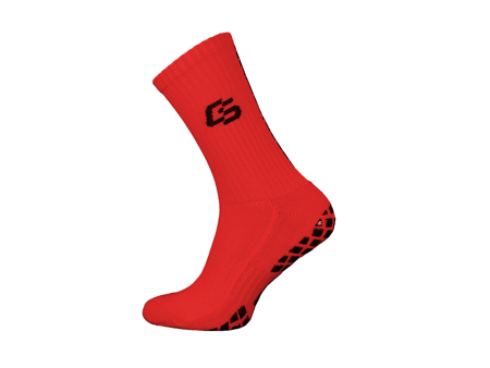 Control Socks Red