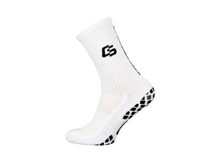 Control Socks White